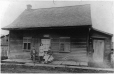 MP-1983.92.50 | Post office, St. Sauveur, QC, about 1890 | Photograph | Anonyme - Anonymous |  |