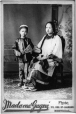MP-1984.44.1.2 | Mrs. Wing Sing and son, Montreal, QC, 1890-95 | Photograph | Madame Gagné |  |