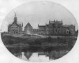 MP-0000.37 | Bishop's College, Lennoxville, QC, about 1855 | Photograph | Anonyme - Anonymous |  |
