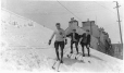 MP-1984.146.2.13 | Three men skiing, Quebec City, QC, about 1900 | Photograph | Anonyme - Anonymous |  |