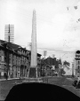 MP-1985.31.73 | Monument in Youville Square, Montreal, QC, about 1901 | Photograph | N. M. Hinshelwood |  |