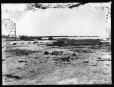MP-1985.31.124 | Wooden caissons on ice, Bout de L'Isle(?), QC, about 1900 | Photograph | N. M. Hinshelwood |  |