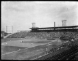 MP-1985.31.187 | Baseball game at Delorimier Park, Montreal, QC, about 1933 | Photograph | N. M. Hinshelwood |  |
