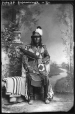 MP-1985.65.1 | Sapomaxiko, Chief Crowfoot, Quebec City, QC, about 1885 | Photograph | Livernois |  |