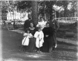 MP-1987.22.5 | Group outdoors, QC(?), about 1900 | Photograph | Mr. Bishop |  |