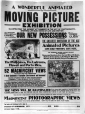 MP-1987.34.4 | A wonderful animated or moving picture exhibition, poster, USA, about 1895 | Poster | Sears Roebuck & Co. |  |