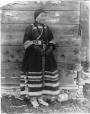 MP-1988.74.66 | Indian woman, Fort McLeod, AB, about 1905 | Photograph | Miss Campbell |  |