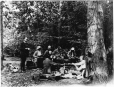 MP-1988.75.26 | Picnic, Vernon, BC, about 1915 | Photograph | George Richard Mrd. Tinning |  |