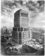 MP-1989.15.16 | Bell Telephone Building, Beaver Hall Hill, Montreal, QC, 1931(?) | Photograph | Walter Jackson |  |