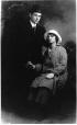 MP-1990.3.24 | Edouard Gagné and friend, about 1915 | Photograph | Anonyme - Anonymous |  |