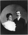 MP-1990.24.2 | Mr. and Mrs. James Penrose Anglin, wedding portrait, Montreal, QC, 1902 | Photograph | Swan Photo Company |  |