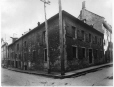 MP-0000.30.4   North-West Company stores, Vaudreuil and Ste-Thérèse Streets, Montreal, QC, 1896   Photograph   Anonyme - Anonymous     