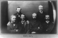 MP-1993.6.2.16 | Riel's Jury, North West Rebellion, Regina, SK, 1885 | Photograph | Oliver B. Buell |  |