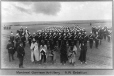 MP-1993.6.2.31 | Montreal Garrison Artillery and Indian scouts, North West Rebellion, 1885 | Photograph | Oliver B. Buell |  |