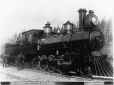MP-1993.6.6.32 | Locomotive no 403, division du Pacifique, C. P., C.-B., vers 1887 | Photographie | A. B. Thom |  |