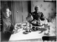 MP-1994.32.2 | Tea party, woman pouring, Knowlton, QC, about 1900 | Photograph | Sally Eliza Wood |  |