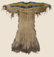ACC1000 |  | Dress |  | Aboriginal: Niisitapiikwan (Siksika?) | Northern Plains