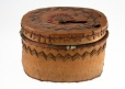 ACC3548.1-2 |  | Container with lid | Anonyme - Anonymous | Aboriginal: Eastern Cree? | Eastern Subartic