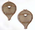 ACC3559.1-2 |  | Snowshoes | Anonyme - Anonymous | Aboriginal: Innu or Naskapi | Eastern Subartic