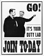 ANC-C95746 | Go! It's your Duty Lad: Join To-day | Poster |  |  |