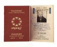 C146_A,7.1 | Season passport to the Montreal World Fair, belonging to Cynthia B. Eberts | Passport |  |  |
