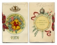 C288_B.01 | St. Andrew's Ball, 1901 | Dance card |  |  |