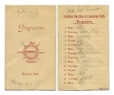 C288_C.21 | Programme. Lachine Boating and Canoeing Club | Dance card |  |  |