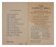 C288_E.05 | The Charity Ball in aid of the Royal Victoria Montreal Maternity Hospital | Dance card |  |  |