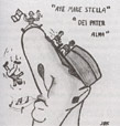 971.57.P32a | Ave Marie Stella Dei Pater Alma | Drawing | Grand'mere Knitting Company Ltd. |  |