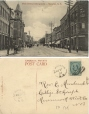 CP134 | Main Street, looking West - Moncton, N.B. | Postcard | Maritime Steam Lithograph Company |  |