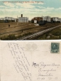 CP150 | General View, Intercolonial Railway Machine Shops, Moncton, N.B. | Postcard | Pennfield and Saint George Telephone Co., Inc |  |