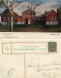 CP161 | The Hospital, Moncton, N.B. | Postcard | Maritime Steam Lithograph Company |  |