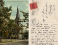 CP199 | St. John's Presbyterian Church, Moncton, N.B. | Postcard | Pennfield and Saint George Telephone Co., Inc |  |