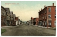 CP313 | Main Street, Shediac, N.B. | Postcard | Foley Pottery Limited |  |