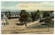 CP320 | General View J.C.R. Station, Weldon House & Harbor, Shediac, N.B. | Postcard | Fabrication Française, C.C., Visé, Paris |  |