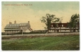 CP382 | Convent and Hospital, St. Basil, N.B. | Postcard | Globe Telephone Co. |  |