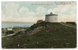 CP390 | Martello Tower, St. John, N.B., Intercolonial Railway | Postcard | Pennfield and Saint George Telephone Co., Inc |  |
