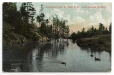 CP408 | Rockwood Park, St. John, N.B., Intercolonial Railway | Postcard | Pennfield and Saint George Telephone Co., Inc |  |