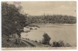 CP411 | Road to Lily Lake in Park, St. John, N.B., Canadian Pacific Railway | Postcard | George M. Phelps |  |
