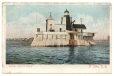 CP413 | Beacon Light in Harbor, St. John, N.B. | Postcard | Holtzer-Cabot Electric Co. |  |