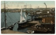 CP425 | St. John, N.B., and Harbour | Postcard | D'Antonio |  |