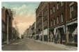 CP431 | Union Street looking West, St. John, N.B. | Postcard | Pennfield and Saint George Telephone Co., Inc |  |