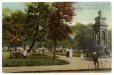 CP434 | King Square, from Head of King St., St. John, N.B. | Postcard | Fabrication Française, C.C., Visé, Paris |  |