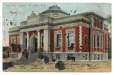 CP447 | Free Public Library, St. John, N.B. | Postcard | Holtzer-Cabot Electric Co. |  |