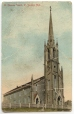 CP470 | St. Thomas Church, St. Joseph, N.B. | Postcard | R. P. Leitch |  |