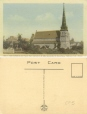 CP5 | Sacred Heart Cathedral and Parish Hall, Bathurst, N.B. | Postcard | Alfred K. Kipps |  |