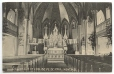 CP519 | Interior, St. Paul's Church, Kent, N.B. | Postcard | Holtzer-Cabot Electric Co. |  |