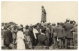 CP631 | Unveiling Evangeline Monument, July 29, 1920 | Postcard | Annie Maude Earle |  |