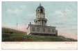 CP664 | Town Clock on Citadel, Halifax, N.S. | Postcard | Holtzer-Cabot Electric Co. |  |