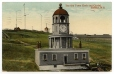 CP665 | The Old Town Clock and Citadel, Halifax, N.S. | Postcard | D'Antonio |  |
